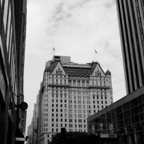 The Iconic Plaza Hotel